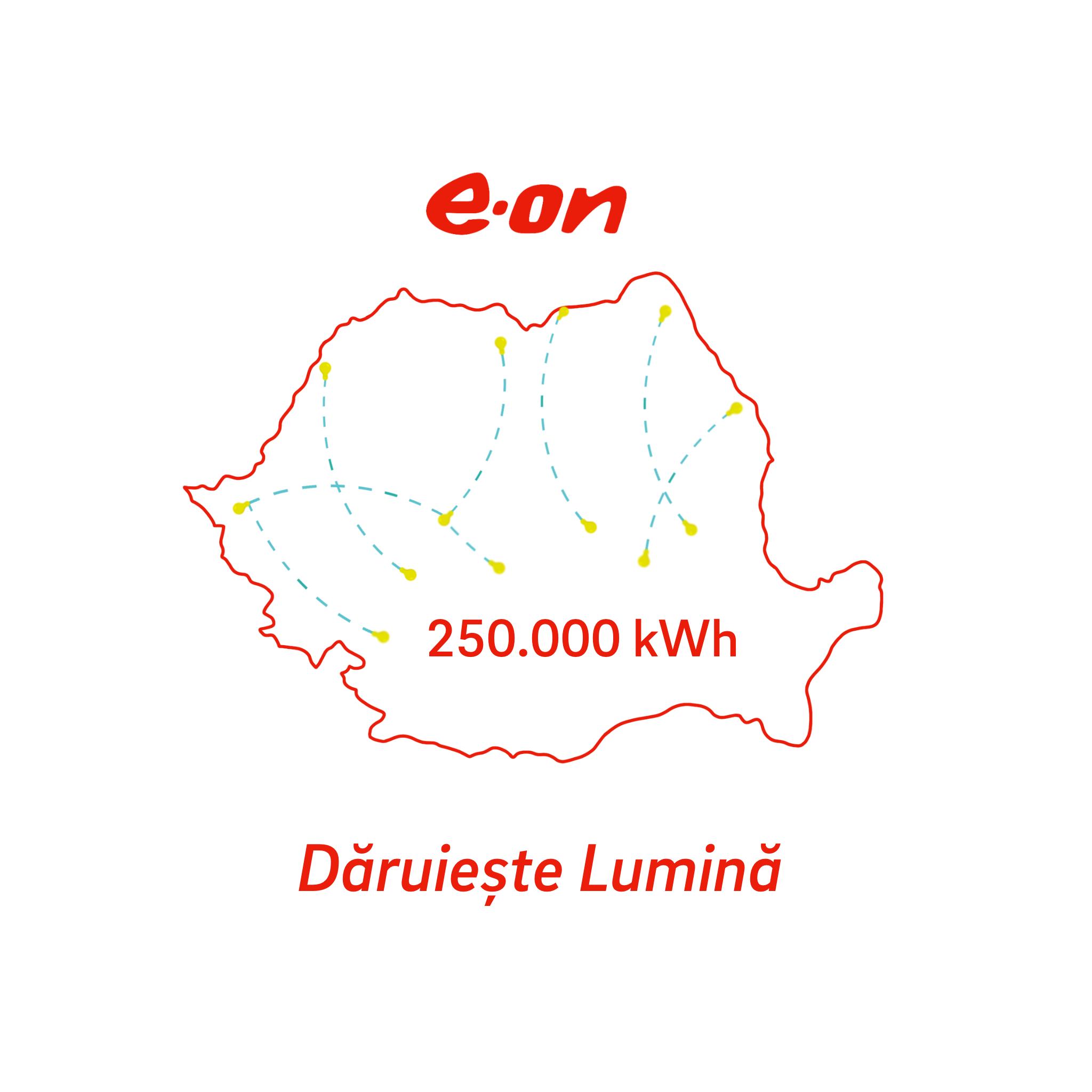 E.ON Daruieste Lumina