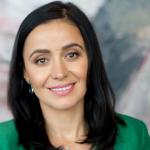 Georgiana Iliescu 2020- Director Fundatia Globalworth