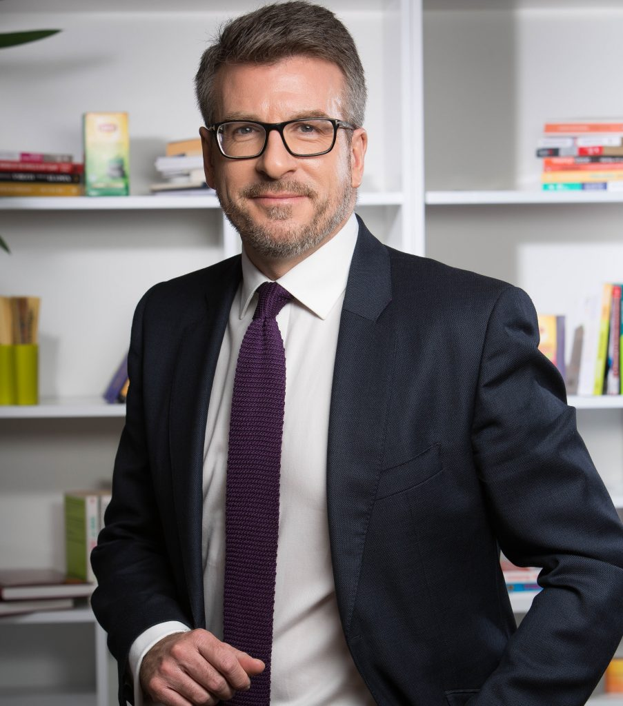 James Simmons - Managing Director Unilever South Central Europe