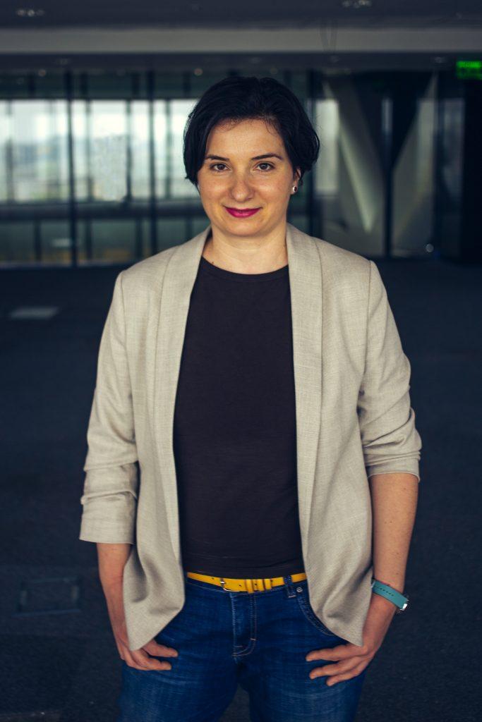Stefania Cristescu - Patria Bank