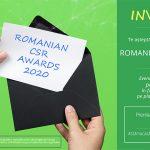 Romanian CSR Awards: Gala de Premiere va avea loc joi, 4 Iunie, incepand cu ora 11.00