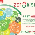 Auchan lanseaza Zero Risipa, un proiect menit sa combata risipa alimentara