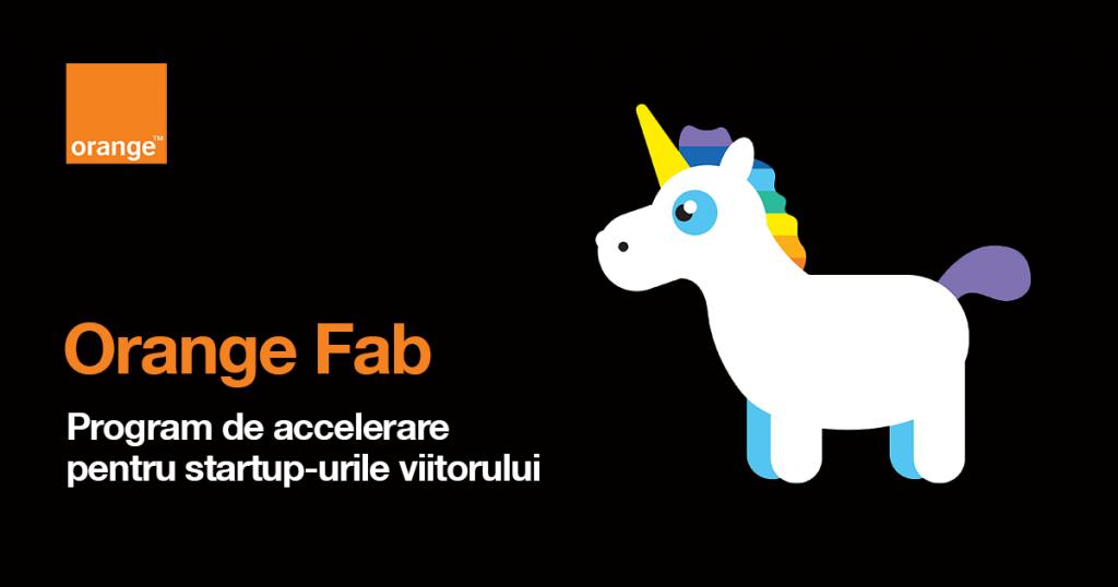 Imagine_4 noi startup-uri in Orange Fab_septembrie 2020