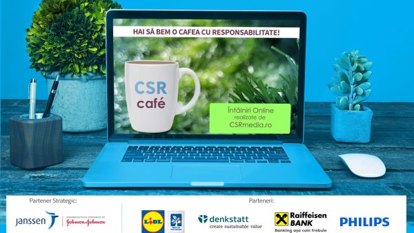 CSR CAFE - Parteneri 2020