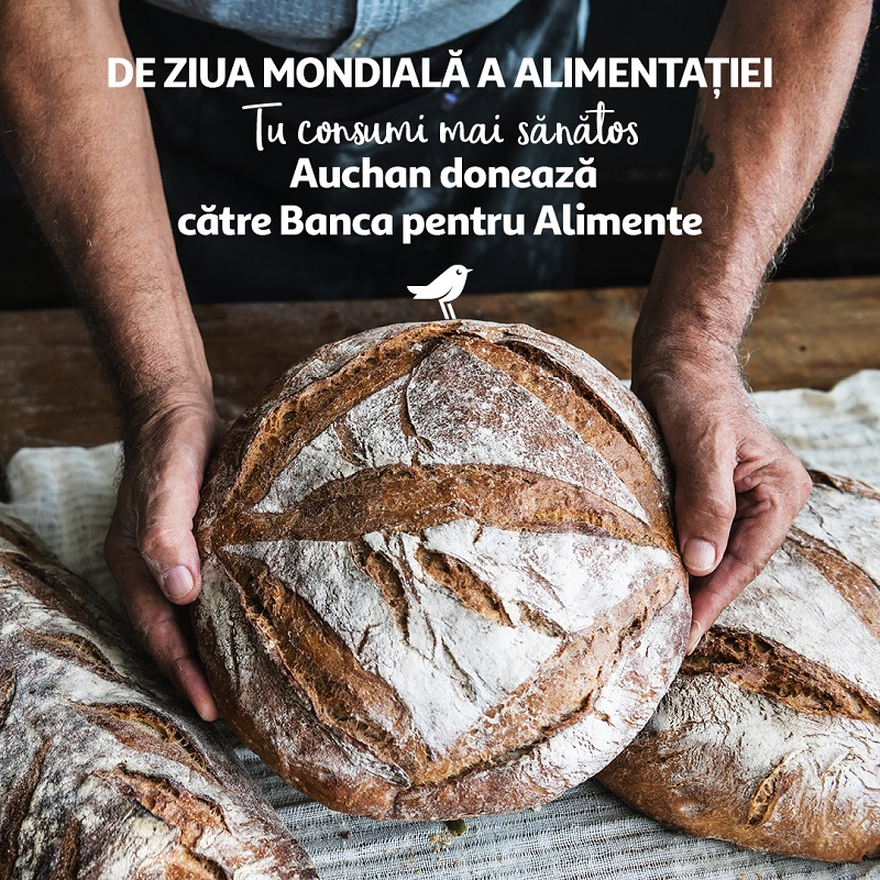 Auchan - Ziua Mondiala a Alimentatiei