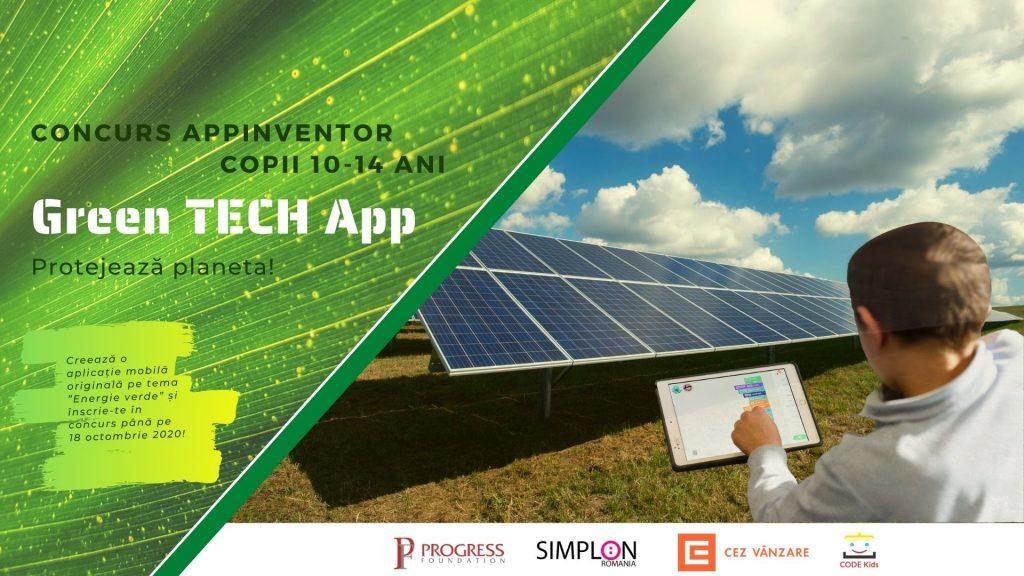 CEZ Green TECH App