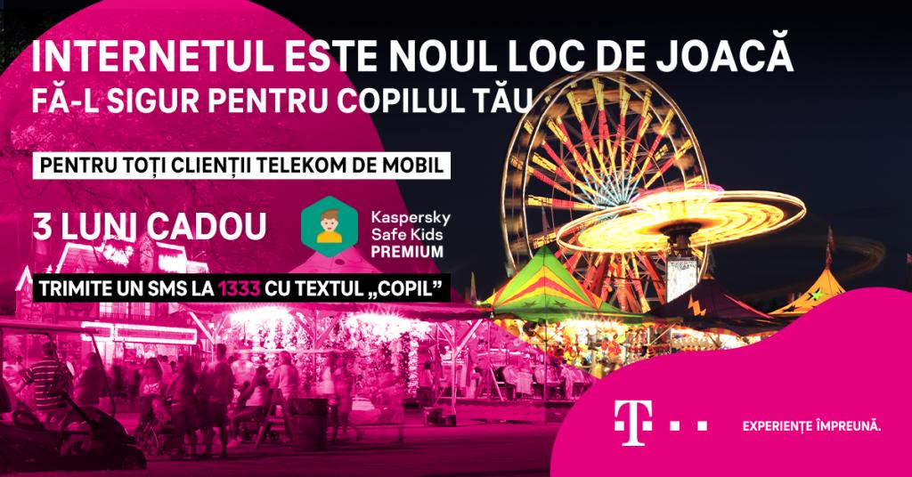 Telekom - Kaspersky Safe Kids Premium