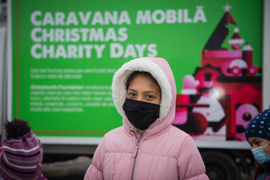 Globalworth Christmas Charity Days Caravan 4