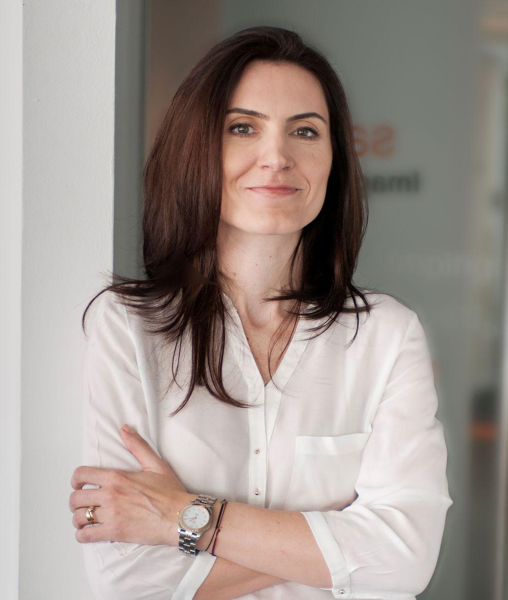 Veronica Dogaru Head of Corporate Communications & CSR Orange Romania