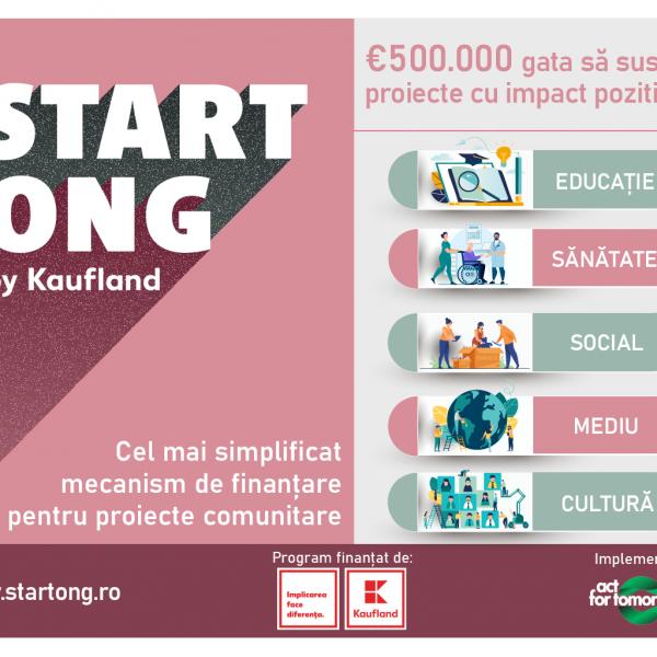 KAUFLAND Start ONG 2021