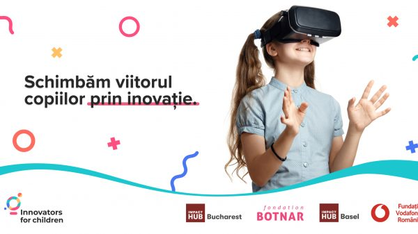 V odafone Lansare Inovators for Children
