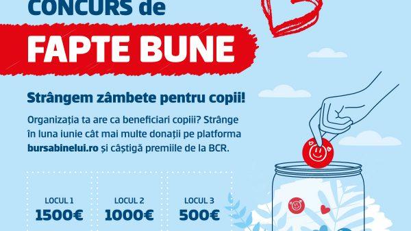 Bursa Binelui - Zambete
