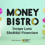 RAIFFEISEN BANK a lansat a treia editie a Lunii Sanatatii Financiare