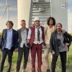 CEZ: Trupa Vama a folosit energie verde pentru filmarea celui mai nou videoclip