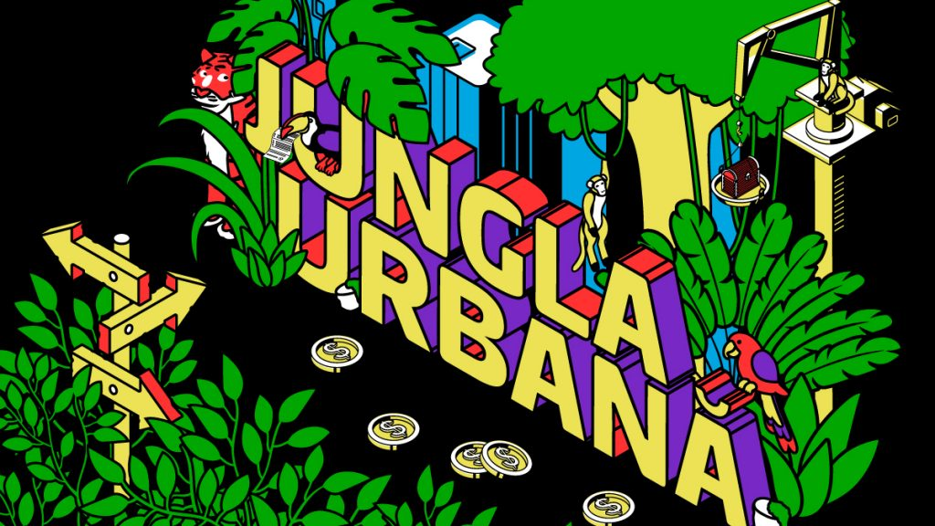 Jungla Urbană - Money Edition
