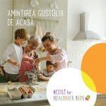 Nestlé incurajează implicarea copiilor în pregătirea mesei