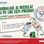 PENNY si Danone România invită consumatorii să colecteze ambalaje TetraPak